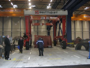 Alstom Power: Shuttlelift SL75